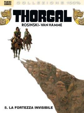 La fortezza invisibile (Thorgal, #5) Grzegorz Rosiński