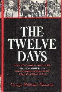 The Twelve Days George Malcolm Thomson