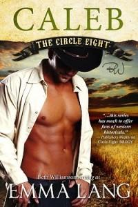 Caleb (Circle Eight #3)  by  Emma Lang
