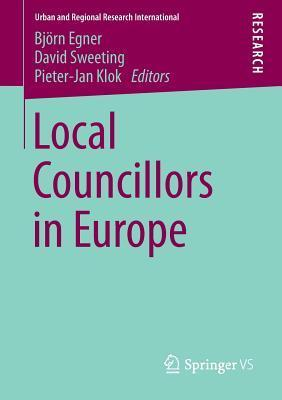 Local Councillors in Europe Björn Egner