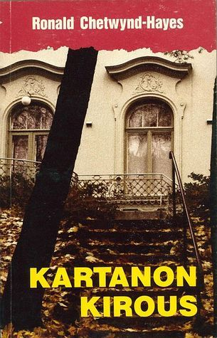 Kartanon kirous R. Chetwynd-Hayes