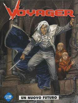 Voyager n. 1: Un nuovo futuro  by  Pierre Boisserie