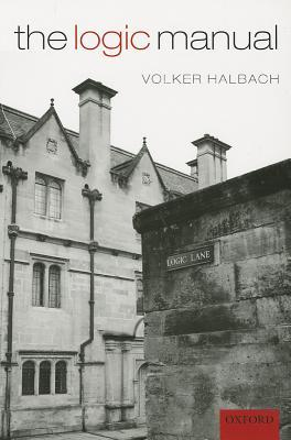 The Logic Manual Volker Halbach