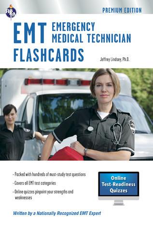EMT-Basic Flashcards W/Online Quizzes, 2nd Edition Jeffrey Lindsey