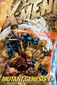 X-Men: Mutant Genesis 2.0  by  Chris Claremont