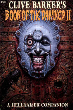 Book of the Damned II  by  Clive Barker