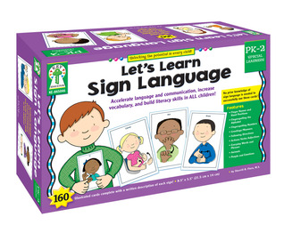Lets Learn Sign Language, Grades PK - 2  by  Sherrill B. Flora