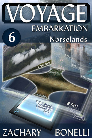 Voyage: Embarkation#6 Norselands  by  Zachary Bonelli