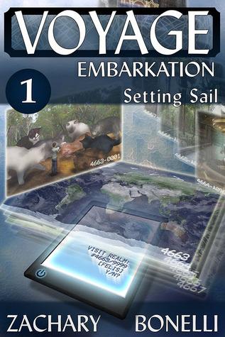 Voyage: Embarkation #1 Setting Sail  by  Zachary Bonelli