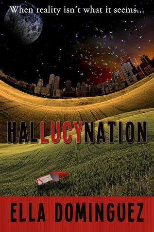 Hallucynation  by  Ella Dominguez