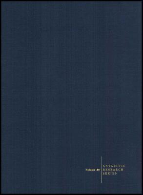 Antarctic Terrestrial Biology  by  George Albert Llano