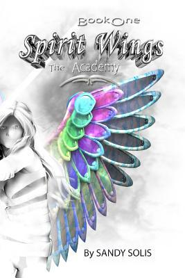 Spirit Wings the Academy: Book 1 Sandy Solis