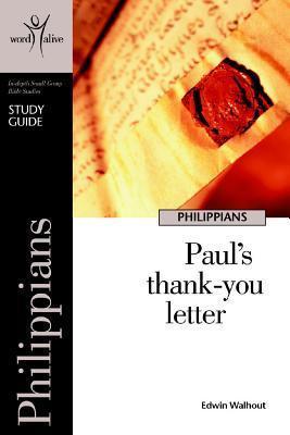 Philippians Study Guide / Wa  by  Edwin Walhout
