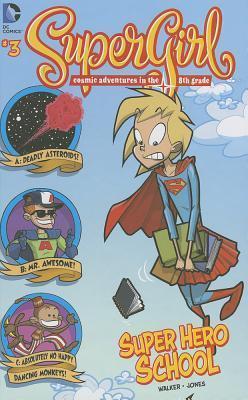Super Hero School: #3  by  Landry Q. Walker