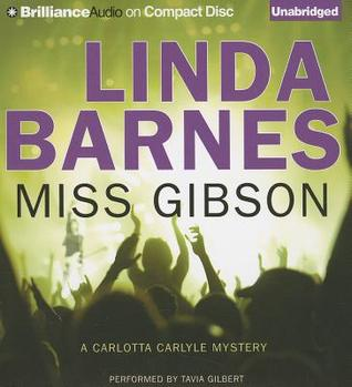 Miss Gibson Linda Barnes