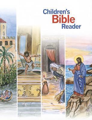 Childrens Bible Reader: Greek Orthodox Childrens Illustrated Bible Reader   English Version  by  Martha Kapetanakou-Xinopoulou