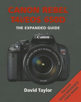 Canon Rebel T4i/EOS 650D David Taylor
