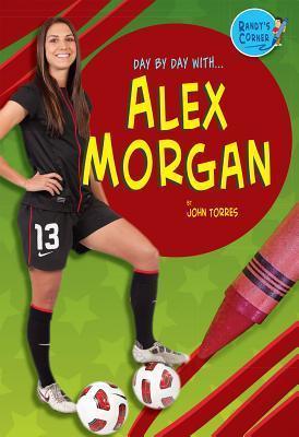 Alex Morgan  by  John A. Torres