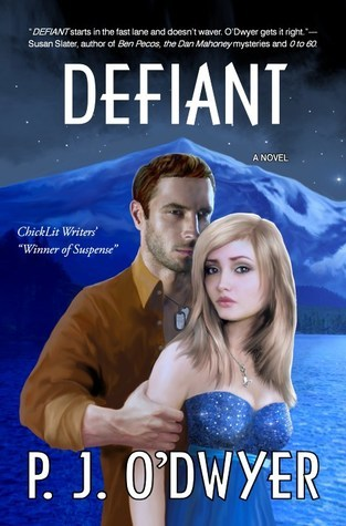 Defiant (The Fallon Sisters Trilogy, #2)  by  P.J. ODwyer