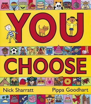 You Choose Pippa Goodhart