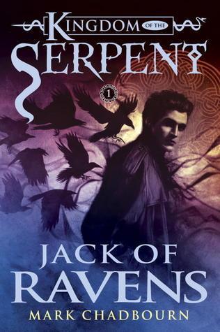 Jack of Ravens  by  Mark Chadbourn