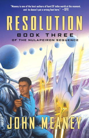 Resolution (The Nulapeiron Sequence, 3)  by  John Meaney