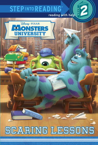 Scaring Lessons (Monsters University Step into Reading Book) Walt Disney Company