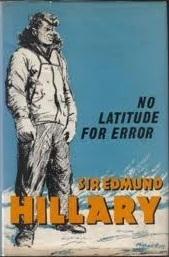No Latitude for Error  by  Edmund Hillary