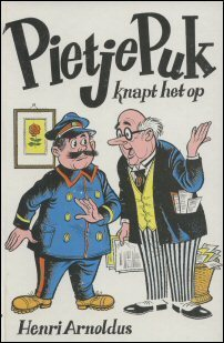 Pietje Puk knapt het op (Pietje Puk, #23) Henri Arnoldus