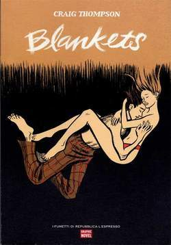 Graphic Novel n. 2: Blankets  by  Craig Thompson