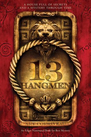 13 Hangmen Art Corriveau