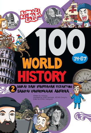 100 Science Series: History Of The World 2 (History Of The World, # 2) Lee Hye Young
