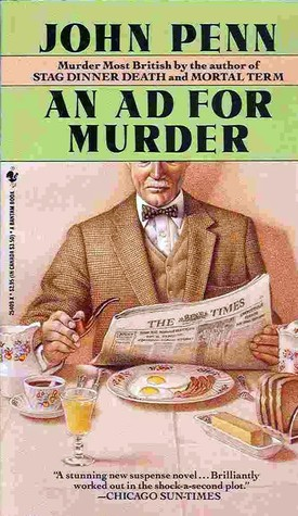 A Deadly Sickness  by  John Penn