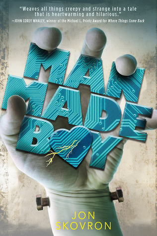 Man Made Boy Jon Skovron