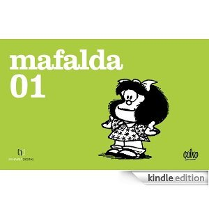 Mafalda 01 (Mafalda Kindle, #1)  by  Quino