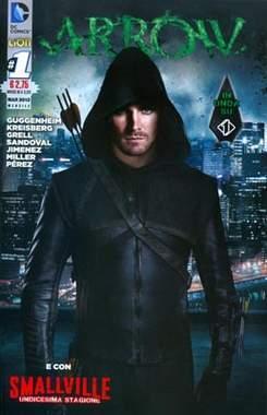 Arrow/Smalville 01  by  Sergio Sandoval