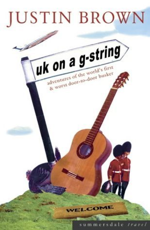 UK on a G-String  by  Justin  Brown