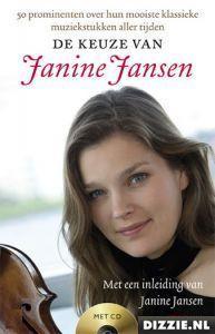 De keuze van Janine Jansen  by  Janine Jansen