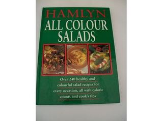 Hamlyn All Colour Salads  by  Ted Smart