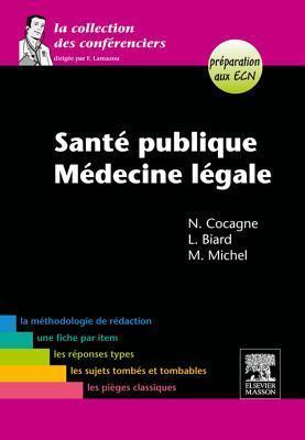 Sante Publique-Medecine Legale Nicolas Cocagne