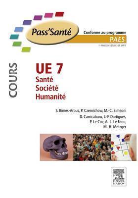 Ue 7 - Sante - Societe - Humanite Stephanie Bimes-Arbus