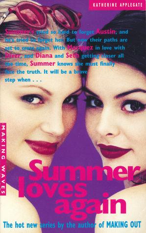 Summer Loves Again (Making Waves UK, #8)  by  Katherine Applegate