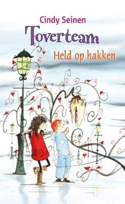 Toverteam: held op hakken (Toverteam, #2) Cindy Seinen