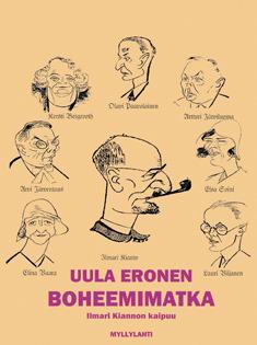 Boheemimatka: kirjailija Kiannon kaipuu Uula Eronen