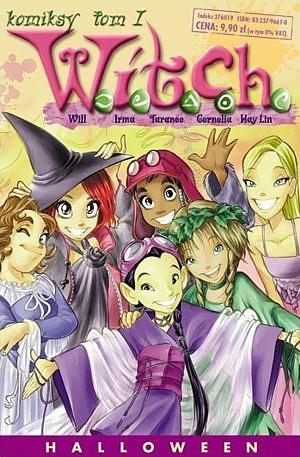 Halloween (W.I.T.C.H. Komiksy, #1)  by  Elisabetta Gnone