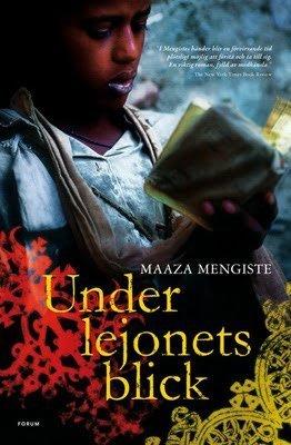 Under lejonets blick Maaza Mengiste