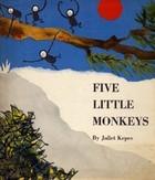 Run, Little Monkeys! Run, Run, Run! Juliet Kepes