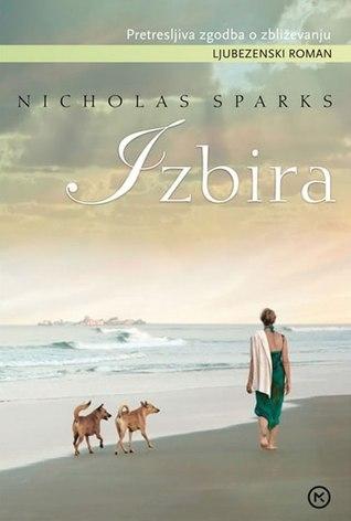 Izbira Nicholas Sparks