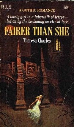Fairer Than She Theresa Charles