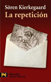 La repetición  by  Søren Kierkegaard